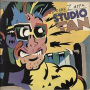 Click here for more info about 'Frank Zappa - Studio Tan - EX'