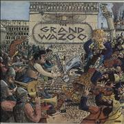 Frank Zappa The Grand Wazoo - 3rd UK vinyl LP