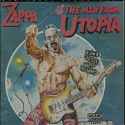 Frank Zappa The Man From Utopia UK vinyl LP
