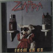 Click here for more info about 'Frank Zappa - Them Or Us'