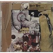 Frank Zappa Uncle Meat - 180gm UK 2-LP vinyl set