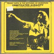 Click here for more info about 'Frank Zappa - Unmitigated Audacity'