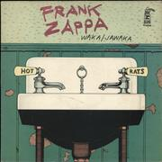 Click here for more info about 'Frank Zappa - Waka/Jawaka - Hot Rats - 1st - EX'