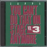 Click here for more info about 'Frank Zappa - You Can't Do That On Stage Anymore Vol. 3'