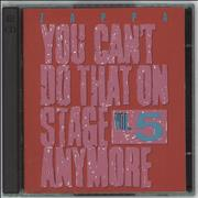 Click here for more info about 'Frank Zappa - You Can't Do That On Stage Anymore Vol. 5'