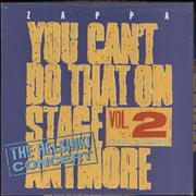 Click here for more info about 'Frank Zappa - You Can't Do That On Stage Anymore Vol. 2 - Helsinki Concert'