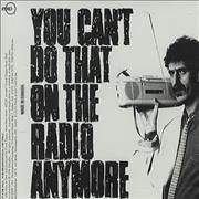 Click here for more info about 'Frank Zappa - You Can't Do That On - Sealed'
