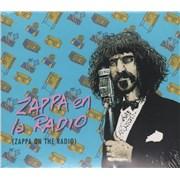 Click here for more info about 'Frank Zappa - Zappa En La Radio (Zappa On The Radio) - Sealed'