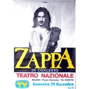 Click here for more info about 'Frank Zappa - Zappa In Concerto - Teatro Nazionale, Piazza Piemonte, Milan'