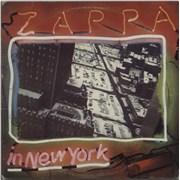 Frank Zappa Zappa In New York - 2nd UK 2-LP vinyl set