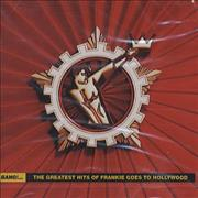 Frankie Goes To Hollywood Bang - The Greatest Hits Germany CD album