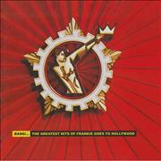 Frankie Goes To Hollywood Bang! The Greatest Hits Of Frankie Goes To Hollywood UK CD album