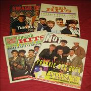 Frankie Goes To Hollywood Collection Of 4 1980's Magazines UK magazine