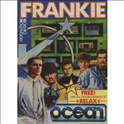 Click here for more info about 'Frankie Goes To Hollywood - Commodore 64 Pleasuregame'