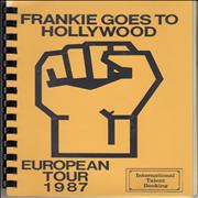 Click here for more info about 'Frankie Goes To Hollywood - European Tour 1987'