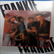 Click here for more info about 'Frankie Goes To Hollywood - Group Portrait - Cowboys'