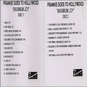 Click here for more info about 'Frankie Goes To Hollywood - Maximum Joy - 2 CD-R set'
