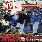Click here for more info about 'Frankie Goes To Hollywood - No 1'