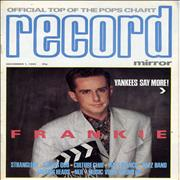 Click here for more info about 'Frankie Goes To Hollywood - Record Mirror'