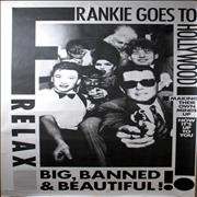 Click here for more info about 'Frankie Goes To Hollywood - Relax - Big, Banned And Beautiful!'