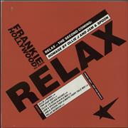 Click here for more info about 'Frankie Goes To Hollywood - Relax - Double Pack - EX'