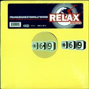 Click here for more info about 'Frankie Goes To Hollywood - Relax - Double pack'