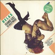 Click here for more info about 'Frankie Goes To Hollywood - Relax - Hype stickered sleeve'