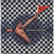 "Frankie Goes To Hollywood Relax '93 UK 12"" vinyl"