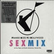 Click here for more info about 'Frankie Goes To Hollywood - Sex Mix Archive Tapes - Sealed'