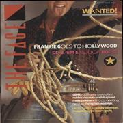 Click here for more info about 'Frankie Goes To Hollywood - The Face'