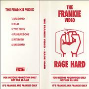 Frankie Goes To Hollywood The Frankie Video - Rage Hard UK video Promo
