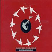 Frankie Goes To Hollywood The Power Of Love - Red Sleeve Germany CD single