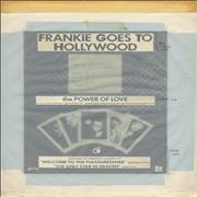 Frankie Goes To Hollywood The Power Of Love UK artwork Promo
