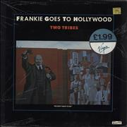 Click here for more info about 'Frankie Goes To Hollywood - Two Tribes - Annihilation - stickered shrink'