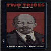 Click here for more info about 'Frankie Goes To Hollywood - Two Tribes - Keep The Peace'