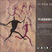 Click here for more info about 'Frankie Goes To Hollywood - Warriors - Twelve Wild Disciples Mix'