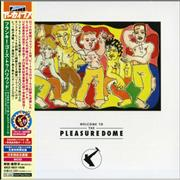 Click here for more info about 'Frankie Goes To Hollywood - Welcome To The Pleasure Dome'