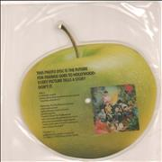 Click here for more info about 'Frankie Goes To Hollywood - Welcome To The Pleasuredome - Apple Shape'