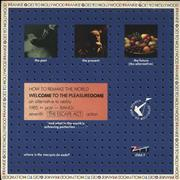 """Frankie Goes To Hollywood Welcome To The Pleasuredome (Video Mix) UK 7"""" vinyl"""