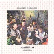 Frankie Goes To Hollywood Welcome To The Pleasuredome USA display Promo