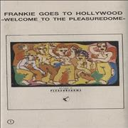 Click here for more info about 'Frankie Goes To Hollywood - Welcome To The Pleasuredome'