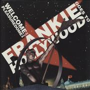 "Frankie Goes To Hollywood Welcome To The Pleasuredome UK 12"" vinyl"