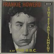 Click here for more info about 'Frankie Howerd - At The Establishment & At The B.B.C.'