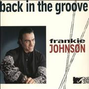 Click here for more info about 'Frankie Johnson - Back In The Groove'