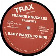 Click here for more info about 'Baby Wants To Ride'