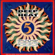 Click here for more info about 'Various-Dance - Deep Heat 5 - Feed The Fever'