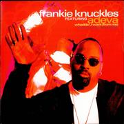 Click here for more info about 'Frankie Knuckles - Whadda U Want (From Me)'
