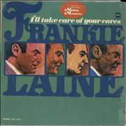 Click here for more info about 'Frankie Laine - I'll Take Care Of Your Cares - Green sleeve'