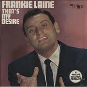 Click here for more info about 'Frankie Laine - That's My Desire'
