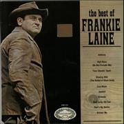 Click here for more info about 'Frankie Laine - The Best Of Frankie Laine'